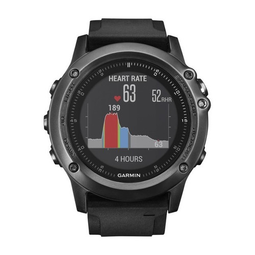 Garmin Fenix 3 HR Multisport GPS Watch