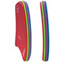 Zone3 Multi-Colored Kickboard - Side