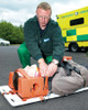 Ferno Universal Head Immobiliser | Fitted to Casualty | Physical Sports First Aid