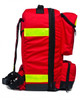 Defibrillator Backpack | Side Profile | Physical Sports First Aid