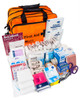 Big First Aid Kit | With Orange Holdall | Physical Sports First Aid