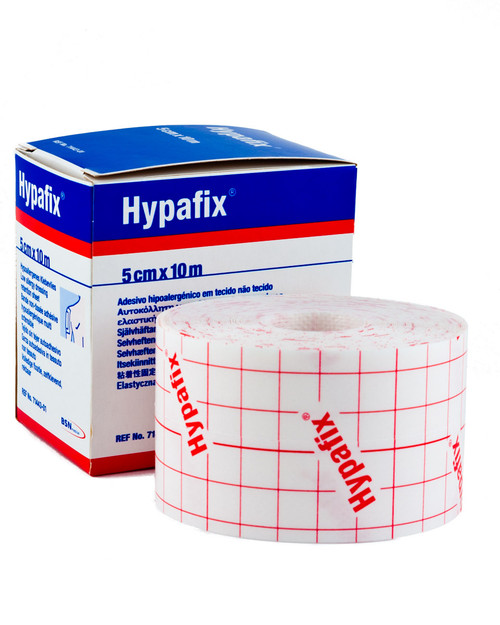 Hypafix Dressing Retention Tape | 5cm x 10m | Physical Sports First Aid