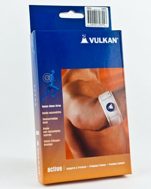 Vulkan Tennis Elbow Strap, Boxed | Physical Sports First Aid