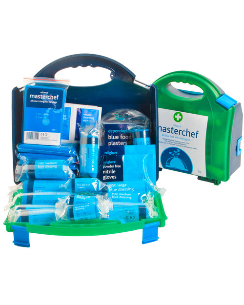All-Blue Catering First Aid Kits