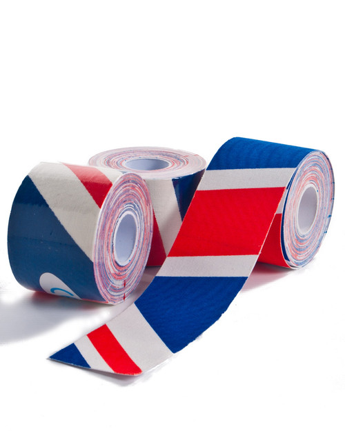 Union Jack Kinesiology Tape