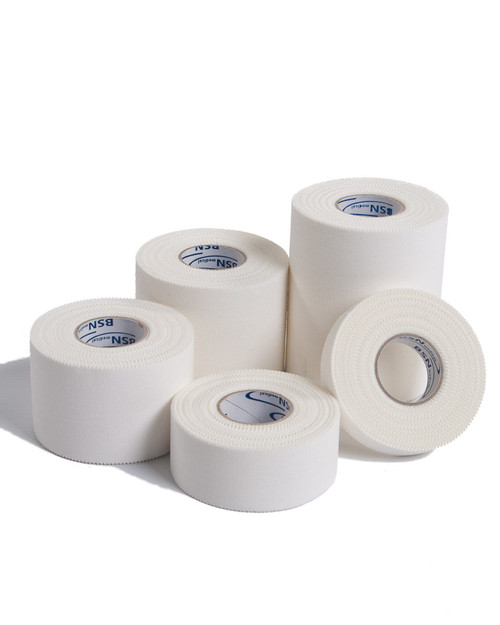 Strappal Zinc Oxide Tape | 10m Rolls | Physical Sports First Aid