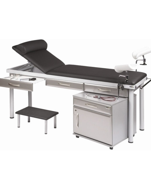 Sunflower Practioner Deluxe Examination Couch