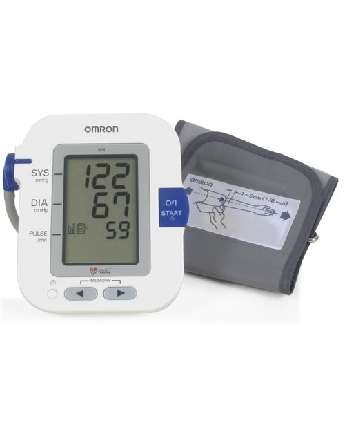 Omron M6 Blood Pressure Monitor
