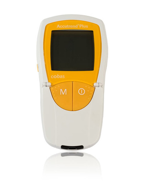 Accutrend Plus Complete Testing Kit