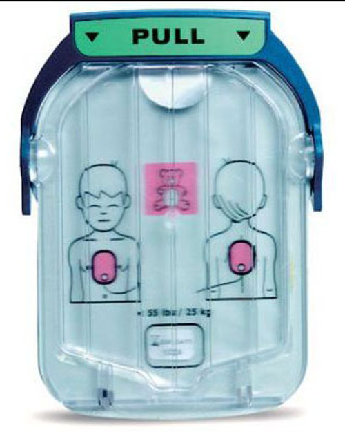 Infant/Child Smart Pads Cartridge - Paediatric Electrodes for Philips Heartstart HS1
