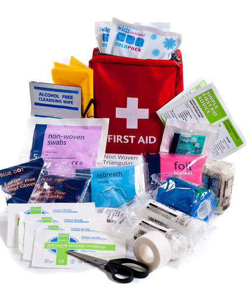Football First Aid Kit | Bag & Contents | Physical Sports First Aid