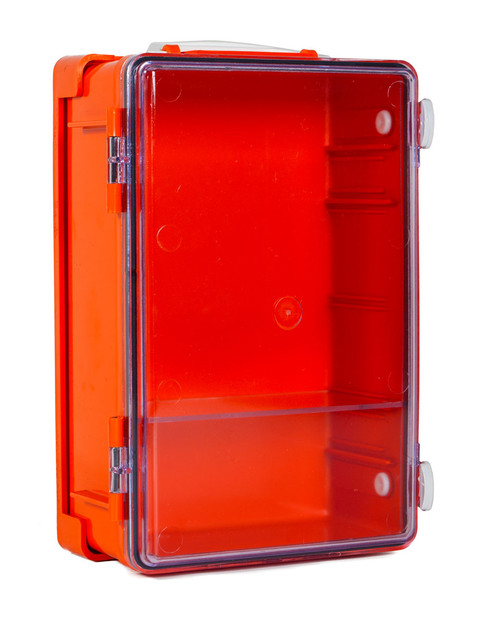 Orange First Aid Cabinet | Physical Sports First Aid