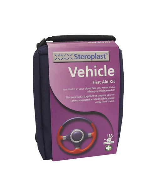 Steroplast Vehicle First Aid Kit | Physical Sports First Aid
