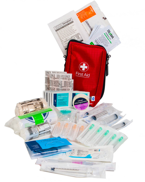 Travellers Complete First Aid Pack | Physical Sports First Aid