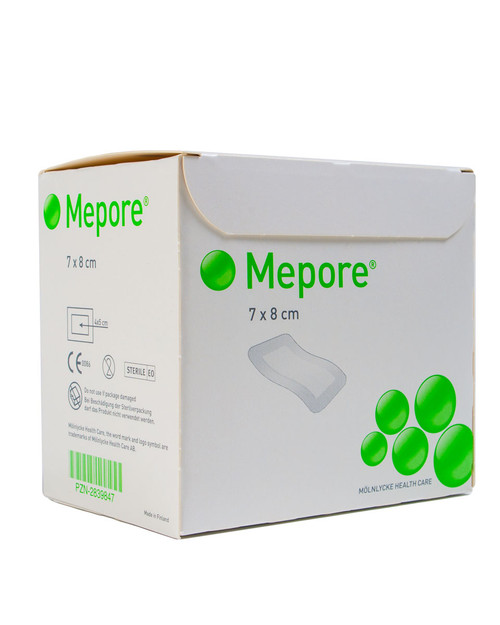 Mepore Adhesive Dressings | Pack Shot | Physical Sports First Aid