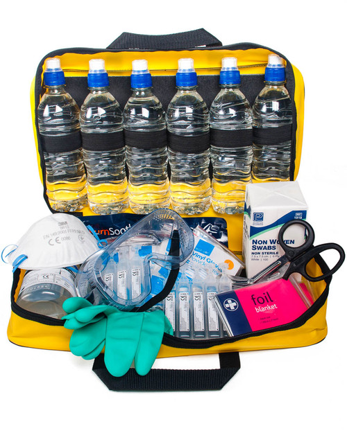 Acid Attack Response Kit | Physical Sports First Aid