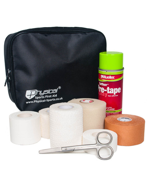 Sports Taping Specialist Kit | Showing Contents | Physical Sports First Aid