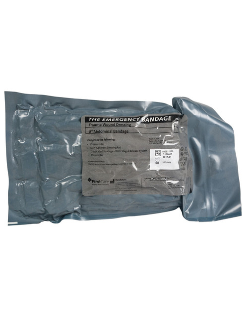 """The Emergency Bandage 