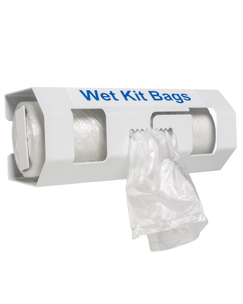 Wet Kit Bag Dispenser | Physical Sports First Aid