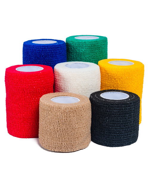 Steroplast Cohesive Bandage | Group Shot | Physical Sports First Aid