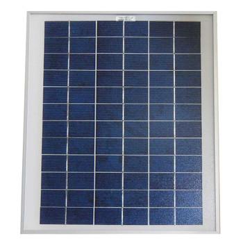 Replacement Solar Panel - 10 Watt Polycrystalline