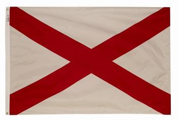 Spectramax 3'x5' Nylon Alabama Flag
