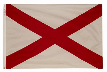 Spectramax 6'x10' Nylon Alabama Flag