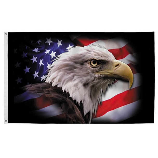 Eagle Flag PermaNyl 3'x5' America Strong Eagle by Valley Forge Flag