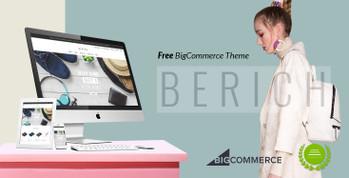 Berich - Free BigCommerce Theme - Stencil's Cornerstone