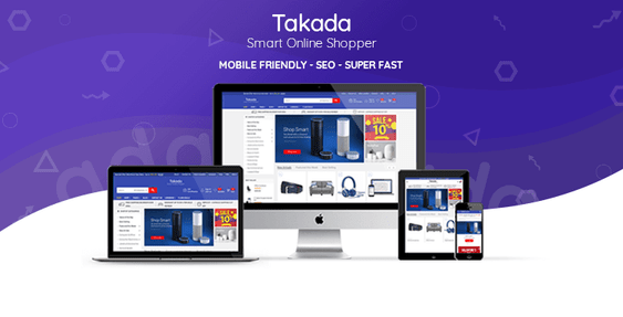 Shopify Takada Theme Preview