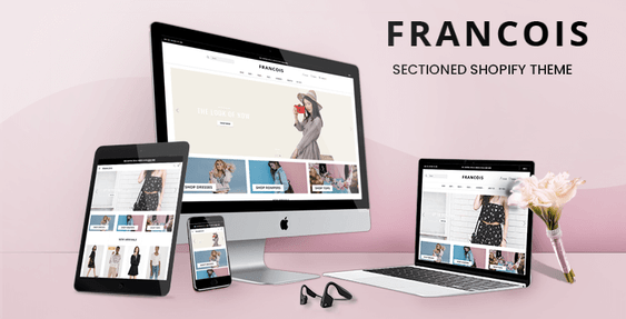 Francois - Fashion Sectioned Shopify Theme