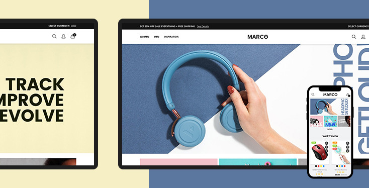 Marco Gadget - Premium Shopify theme for selling gadgets