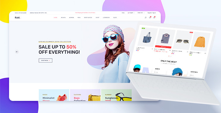 Marco Fashioneen - Premium Shopify theme for Fashion stores