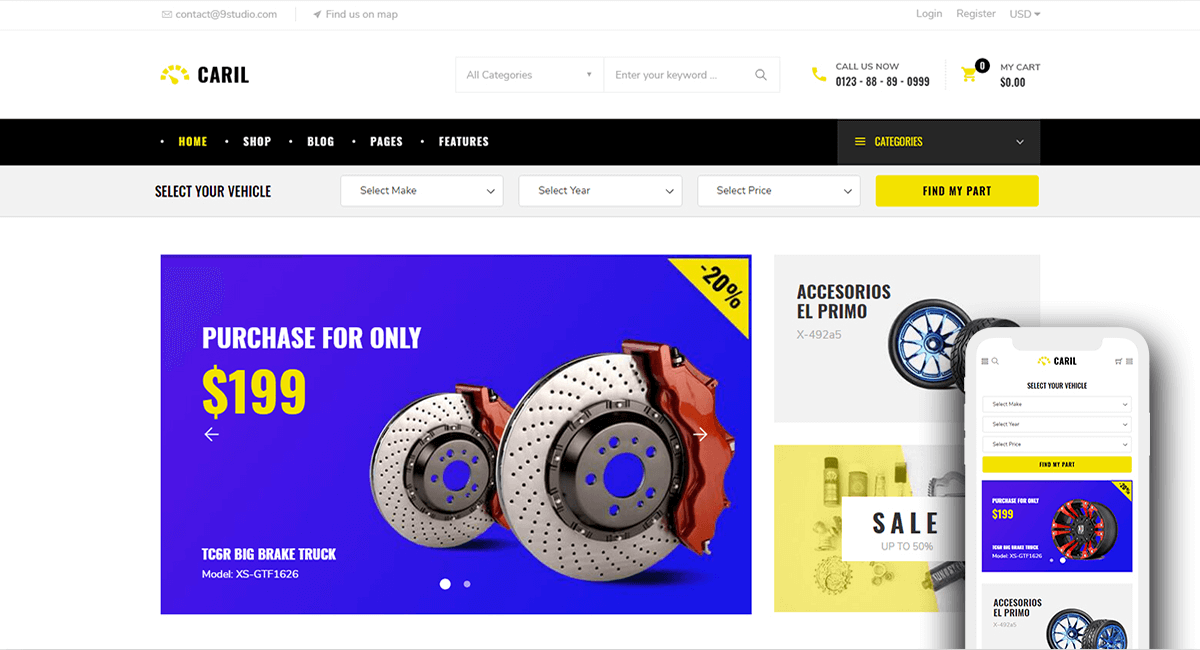Bigcommerce Themes Templates Services High Quality Made By Papathemes