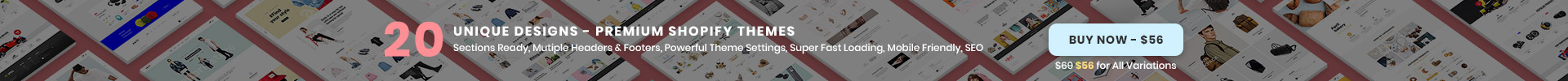 APRIL - Shopify Theme