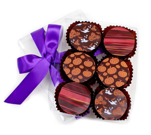 Halloween Chocolate Covered Oreos (Vegan / Dairy Free)