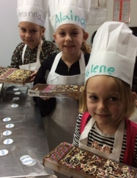 Chocolate Bar Making Class Summer 2018!  Sold Out