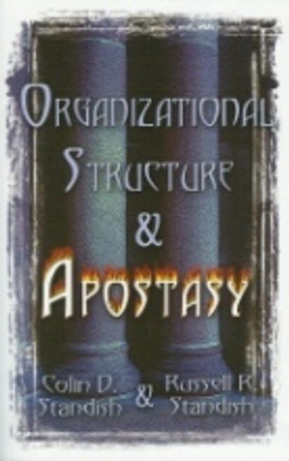 (E-book)Organizational Structure & Apostasy