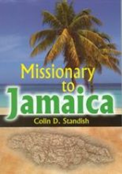 (E-Book) Missionary To Jamaica