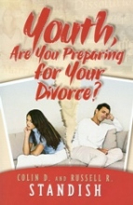 Youth, Are You Preparing For Your Divorce?