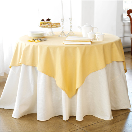 Bodrum Brussels Round Tablecloth