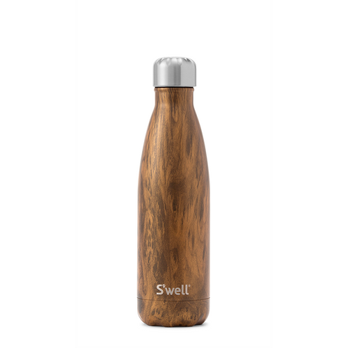 S'well Insulated Stainless Steel Water Bottle - Teakwood