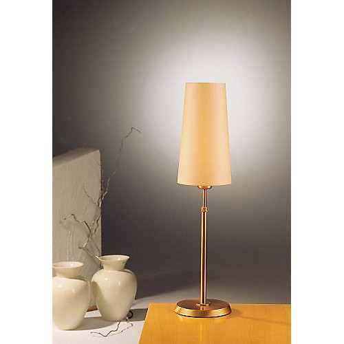 Holtkoetter table lamp in brushed brass 6263 gracious home for Holtkoetter table lamp 6514