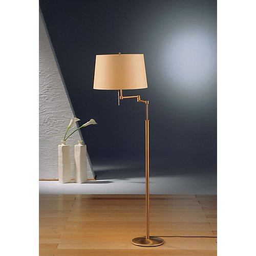 Holtkoetter Adjustable Shaded Floor Lamp #2541 - Gracious Home