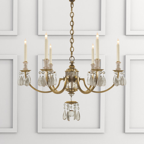 Exceptional Thomas Ou0027Brien Elizabeth Chandelier