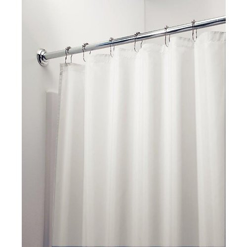 Shower Curtain Liner Poly Long 72