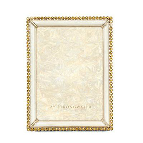 Jay Strongwater Lucas 5X7 Frame - Gracious Home