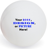 Custom Ping Pong Ball Personalized Image - 6 Ball Set