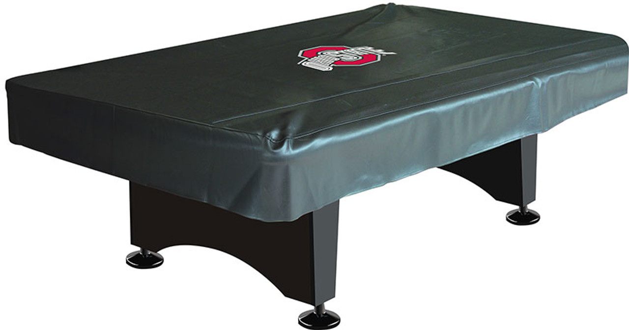 Ohio State Pool Table Cover   Deluxe 8ft