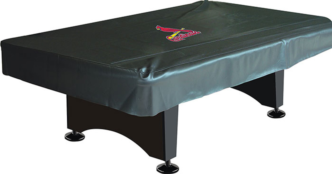 Genial St. Louis Cardinal Pool Table Cover